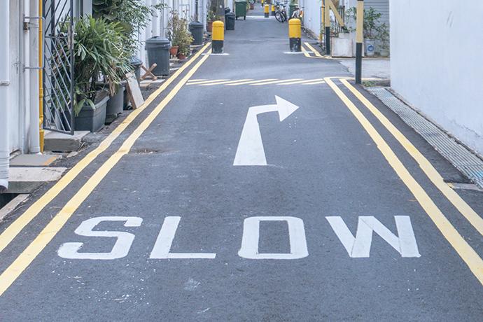 Slow content : tu me dis, ralentis