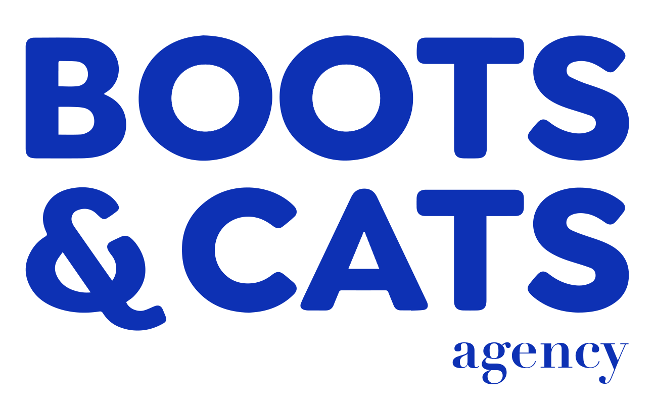 Logo Boots and cats